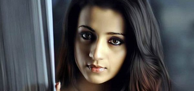 Trisha shoots in Arcot fort for Paramapadha Vilayaattu