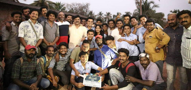 "Shoot for ""Theevandi"" wrapped up"