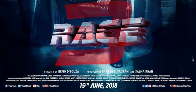 Salman Khan at Sonamarg for 'Race 3' shoot