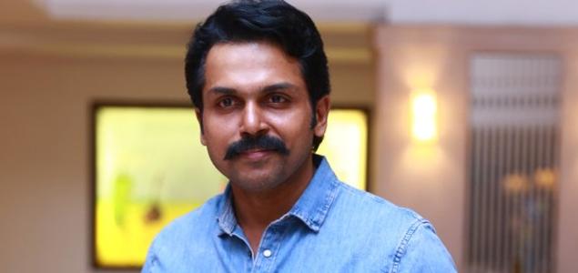 Karthi denies the news on his Telugu film