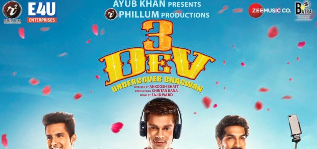 '3 Dev' is different from 'PK', 'OMG': Director