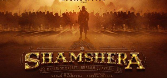 Ranbir to star in 'Shamshera'