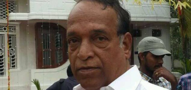 Actor Vijayan Peringode passes away
