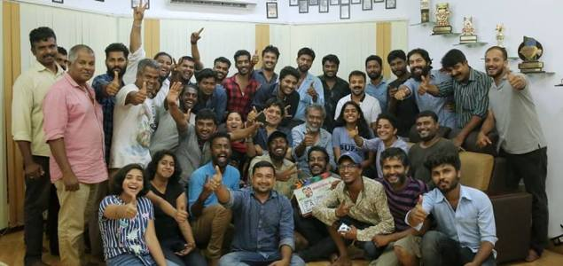 'Mangalyam Thanthunanena' shoot wrapped up