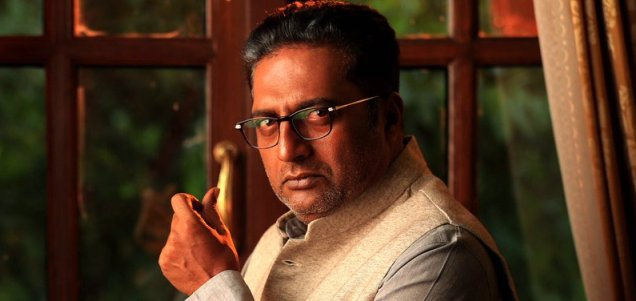 Prakash Raj as Dr. Inayat Khan in '9'
