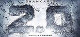 Shankar confirms '2.0' release date