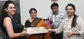 NTR's Family Warm Welcome to Vidya Balan