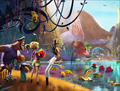 Picture 10 from the English movie Cloudy with a Chance of Meatballs 2
