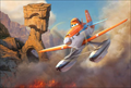 Picture 2 from the English movie Planes: Fire & Rescue