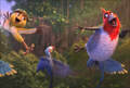 Picture 1 from the English movie Rio 2