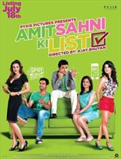 Amit Sahni Ki List