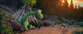 Picture 1 from the English movie The Good Dinosaur