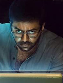 Indrajith Sukumaran in Lucifer as Govardhan