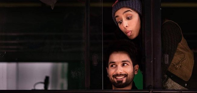 Shahid and Shraddha in Batti Gul Meter Chalu - First Look