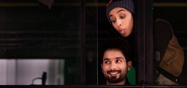 Shahid and Shraddha in Batti Gul Meter Chalu - First Look