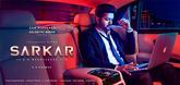 Vijay in 'Sarkar' - Second Look Poster