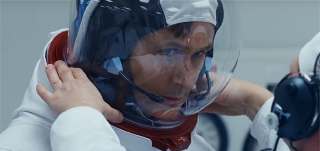 First Man - Trailer