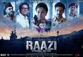 Picture 1 from the Hindi movie Raazi