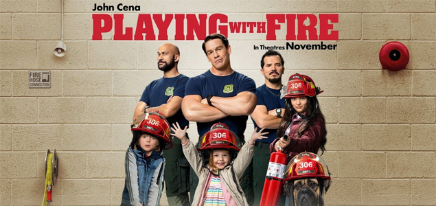 Playing With Fire Cast And Crew English Movie Playing With