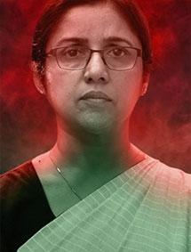 Revathi in Virus as Health Minister