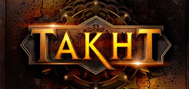 Karan Johar's next movie Takht - Poster